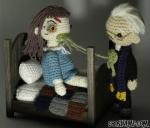 Exorcist Playset, 2010