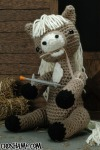 A Horse Shoots Horse, Of Course, OfCourse