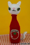Kitty Catsup, 2012