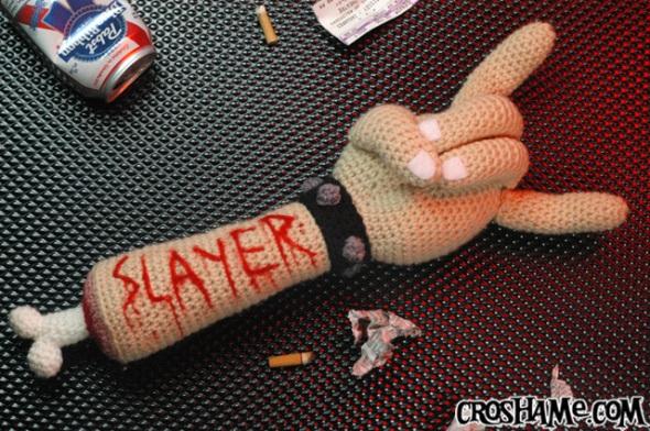 Crochetin' in Blood, 2012