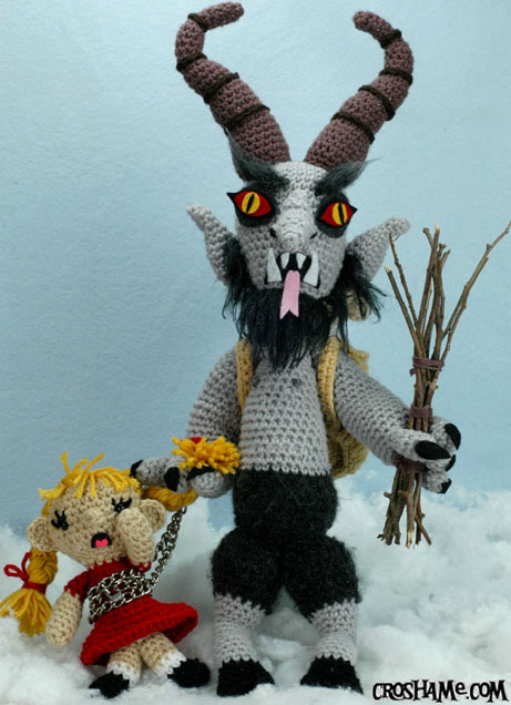 """Krampus"" from Croshame.com"