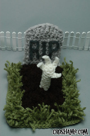 Digging Your Own Grave A Free Pattern Croshame