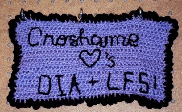 DIA Croshame closest