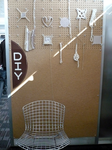 DIA DIY display
