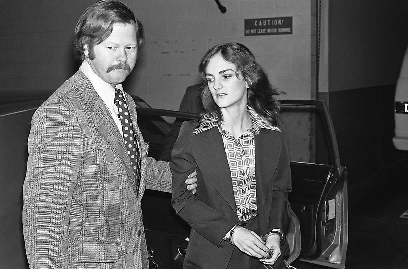 Patty Hearst 1976