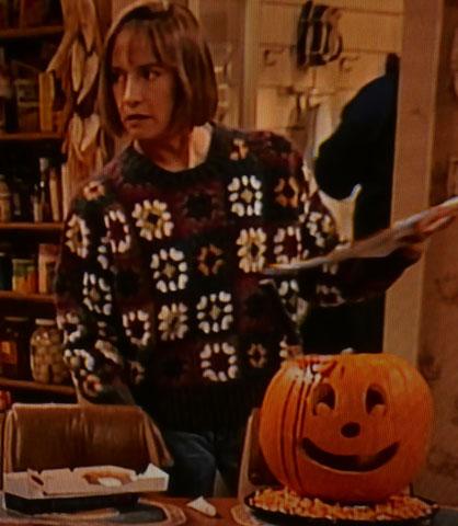 Roseanne Jackie sweater