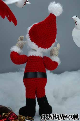 Santa Clawed back
