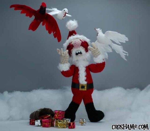 Santa Clawed, 2013